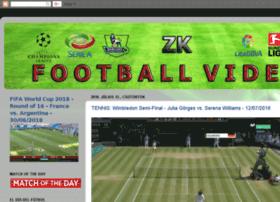 zkfootballvideos.blogspot.sk