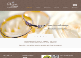 zlatara-sezam.com