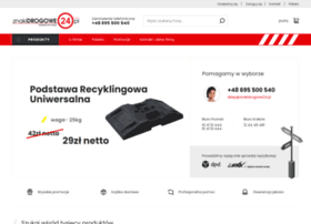 znakidrogowe24.pl