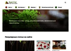 znaysad.ru