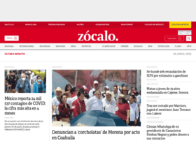 zocalo.com.mx