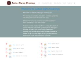 zodiac-signs-meanings.com