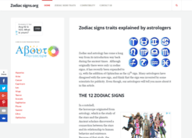 zodiac-signs.org