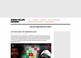zodiackillerciphers.com
