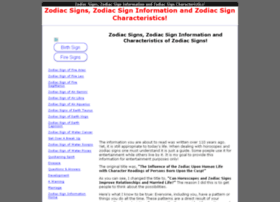 zodiacsign.mrgoodman.com