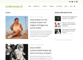 zoekeensop.nl