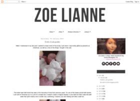 zoeliannex.blogspot.co.uk