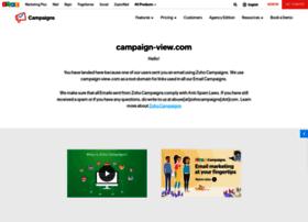 zoho.campaign-view.com