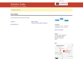 zoholics.doattend.com