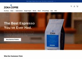 zokacoffee.com