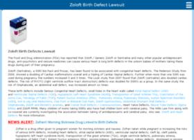 zoloft-lawsuit.com