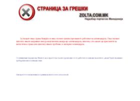zolta.com.mk