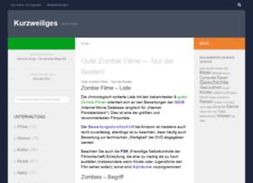zombie-filme-liste.de
