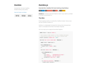 zombie.js.org