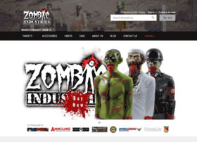 zombieindustries.com