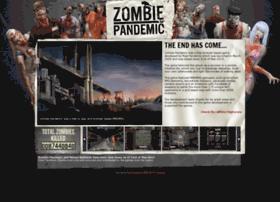 Zombiepandemic.com