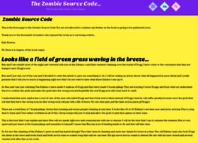 zombiesourcecode.com