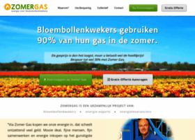 zomergas.nl
