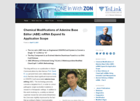 zon.trilinkbiotech.com