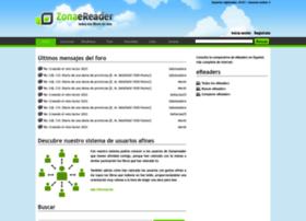 zonaereader.com