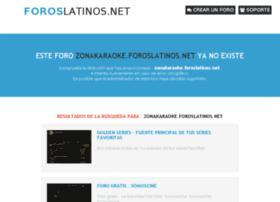 zonakaraoke.foroslatinos.net