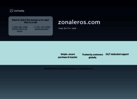 zonaleros.com