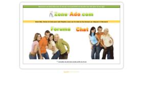 zone-ado.com