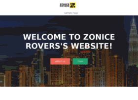 zonicerovers.org