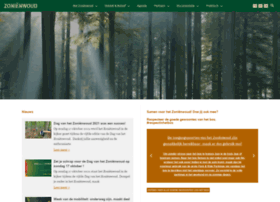 zonienwoud.be