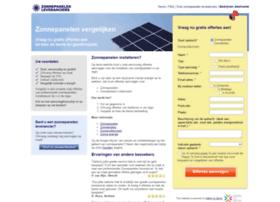 zonnepanelen-leveranciers.nl