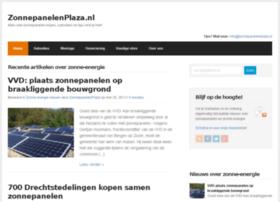 zonnepanelenplaza.nl