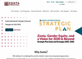zonta.org