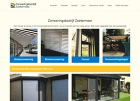 zonweringsbedrijfzoetermeer.nl