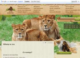 zoo.zamosc.pl