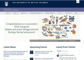 zoology.ubc.ca