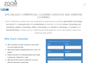zoomcleaning.co.uk