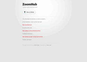 zoomhub.org