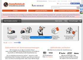 zoomyrentals.de