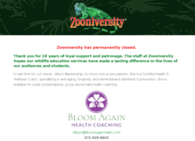 zooniversity.org