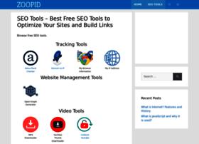 zoopid.com