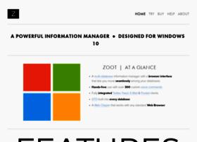 zootsoftware.com
