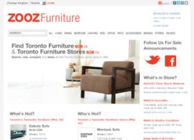 zoozfurniture.com