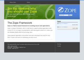 zope2.zope.org