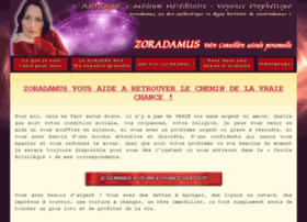 zoradamusvoyance.com