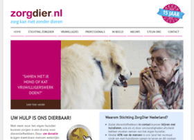 zorgdier.nl