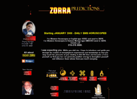 zorrapredictions.com