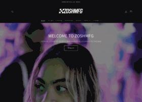 zoshmfg.com