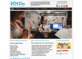 zotzinguitarlessons.com