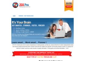 zoxprotraining.com