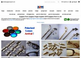 zoyeglassesparts.com